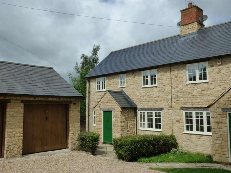 3 Bedrooms Semi Detached House for sale in Sulgrave