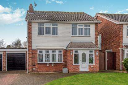 4 Bedrooms Detached House for sale in Harington Close, Formby, Liverpool, Merseyside, L37