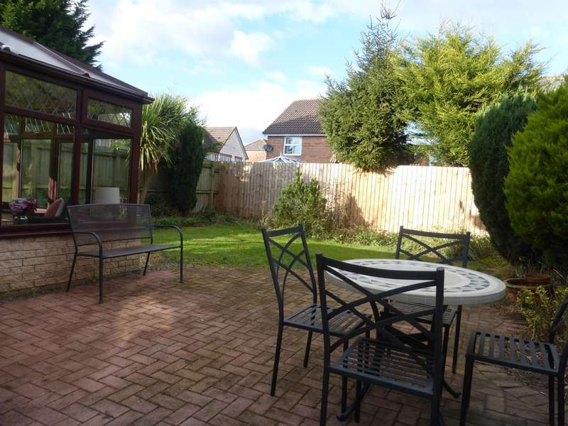 4 Bedrooms Detached House for sale in Valarian Close, St. Mellons, Cardiff