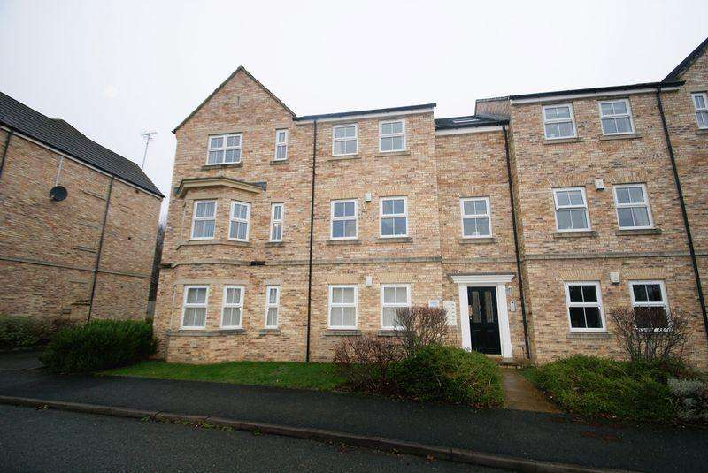 2 Bedrooms Apartment Flat for sale in Horseshoe Close, Catterick Garrison