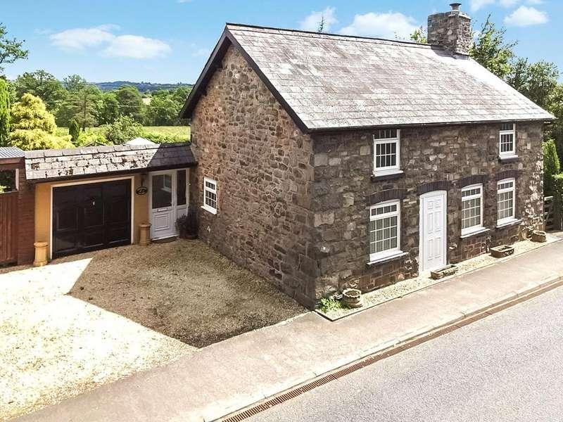 3 Bedrooms Detached House for sale in Newbridge-on-Wye, Llandrindod Wells, Powys