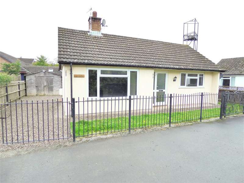 2 Bedrooms Detached Bungalow for sale in Harpers Lane, Presteigne, Powys