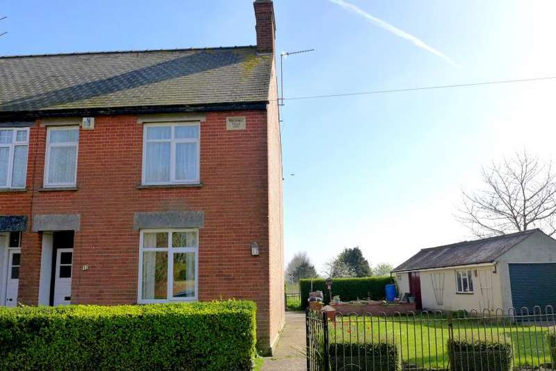 3 Bedrooms Semi Detached House for sale in King's Dam, Gillingham