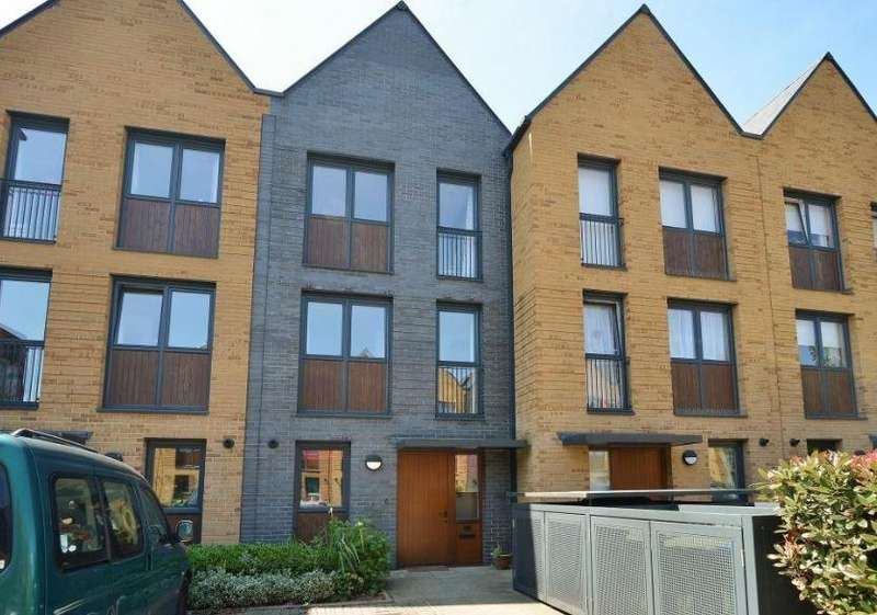 3 Bedrooms Terraced House for sale in Boyd Way Blackheath SE3