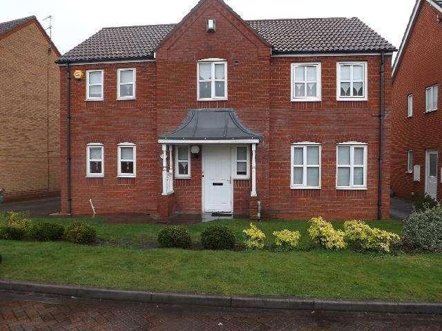 4 Bedrooms Detached House for sale in Hansard Court, St. Helens
