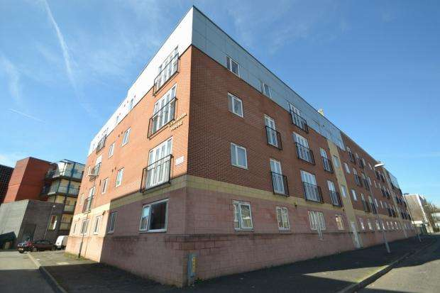 1 Bedroom Apartment Flat for sale in St Lawrence Street Hulme. M15 4dy Manchester