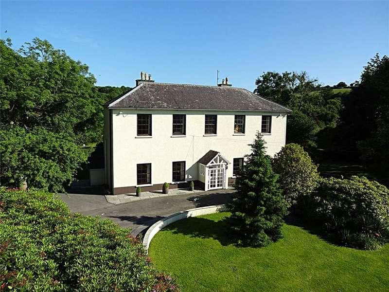 7 Bedrooms Detached House for sale in Bethlehem, Llandeilo, Carmarthenshire