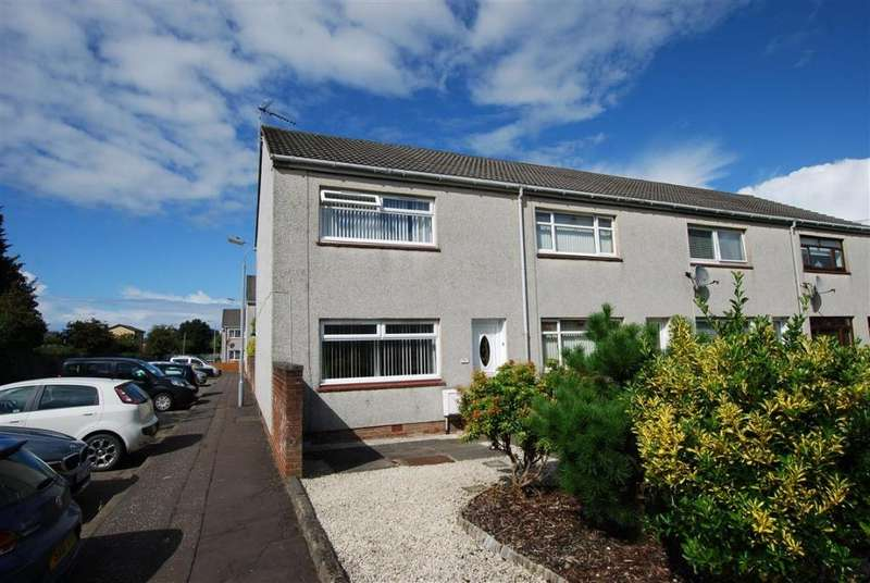 2 Bedrooms End Of Terrace House for sale in 14 Southfield Park, Ayr, KA7 2NU