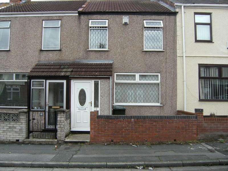 3 Bedrooms Terraced House for sale in 72 Oldfield Road, Ellesmere Port, Cheshire. CH65 8DE