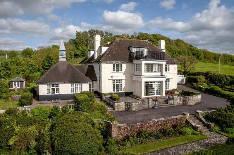 9 Bedrooms Detached House for sale in Blue Anchor, Minehead