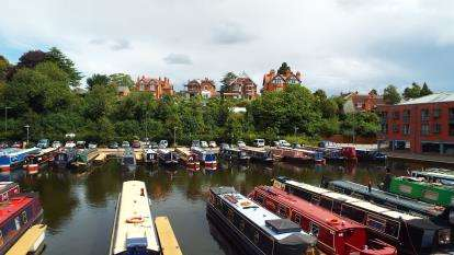 2 Bedrooms House for sale in Apt 48, Diglis Dock Road, Worcester, Worcestershire