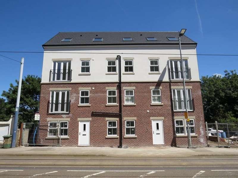 1 Bedroom Ground Flat for sale in Shield House, Langsett Road, Sheffield