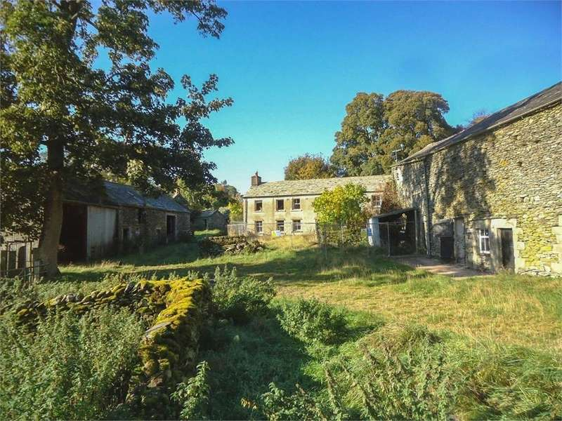 Detached House for sale in High Rough Hill Barn and Low Rough Hill Farm, Bampton, Penrith, Cumbria