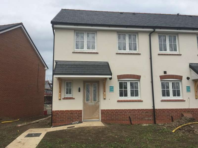 3 Bedrooms Semi Detached House for sale in Tyddyn Bach Dev, South Stack, North Wales