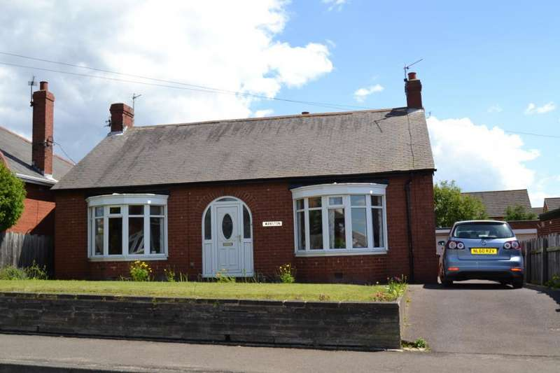 2 Bedrooms Detached Bungalow for sale in Gillas Lane East, Houghton le Spring, Tyne and Wear, DH5