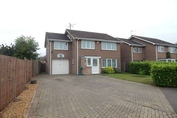 4 Bedrooms Detached House for sale in Treeway, Chatteris, PE16