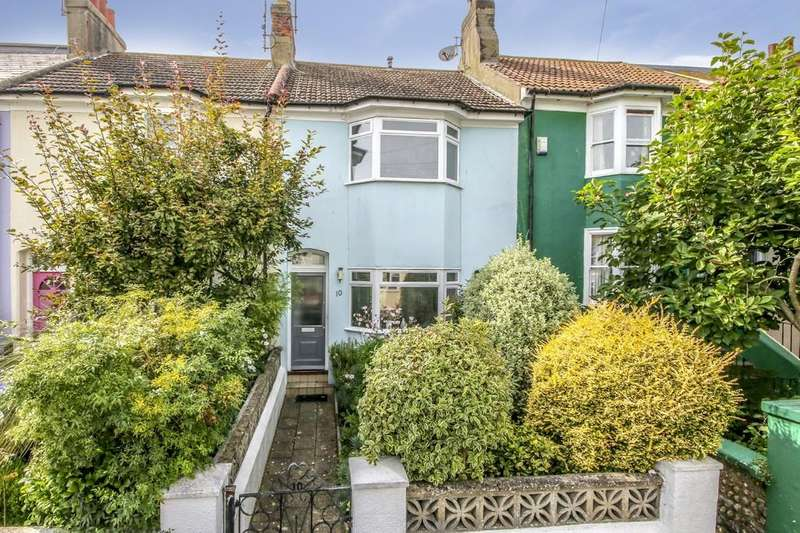 2 Bedrooms Terraced House for sale in Shoreham-by-Sea