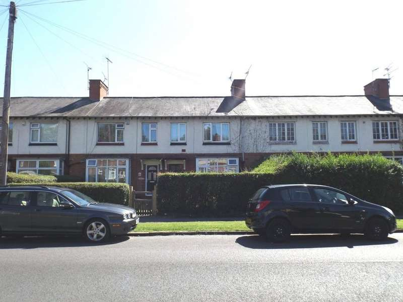 3 Bedrooms Terraced House for sale in Alton Street, Crewe