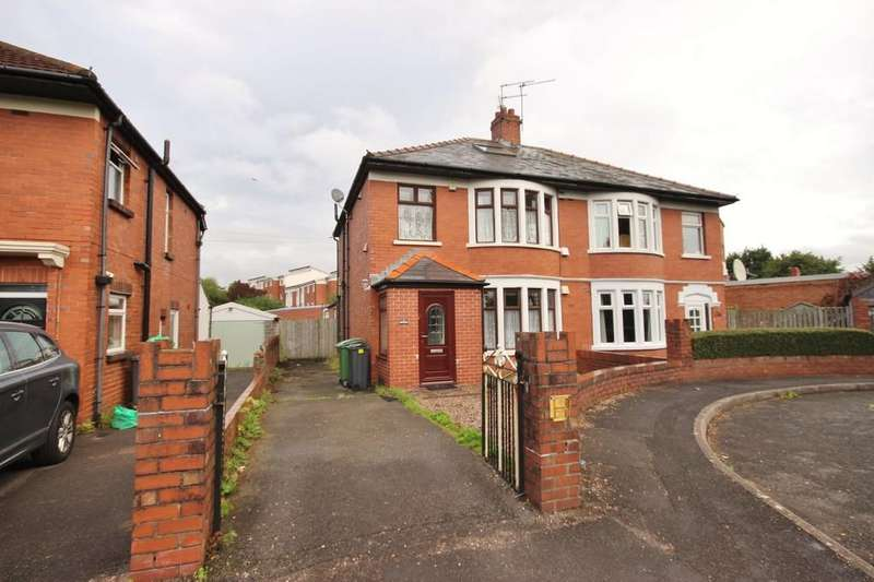 3 Bedrooms Semi Detached House for sale in Celtic Road, Whitchurch, Cardiff