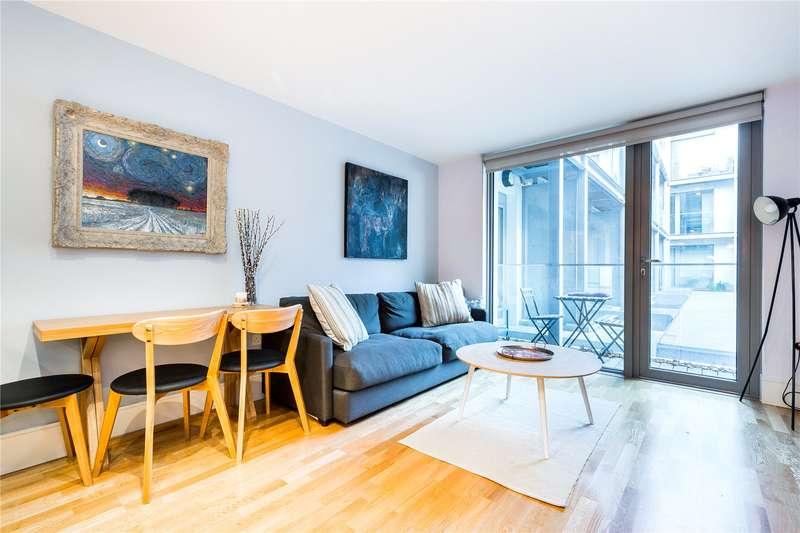1 Bedroom Flat for sale in Northstand Apartments, Highbury Stadium Square, London, N5