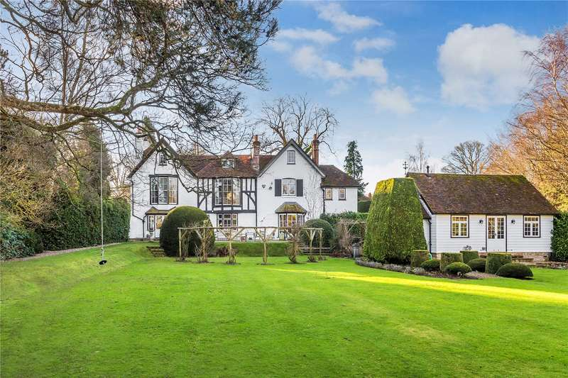 6 Bedrooms Detached House for sale in Rectory Lane, Ightham, Sevenoaks, TN15