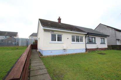 1 Bedroom Bungalow for sale in Whitehill Crescent, Kirkintilloch, Glasgow, East Dunbartonshire