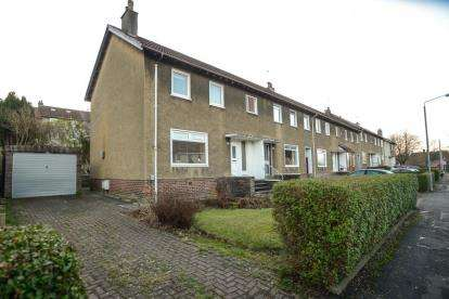 3 Bedrooms Semi Detached House for sale in Glasserton Road, Glasgow, Lanarkshire