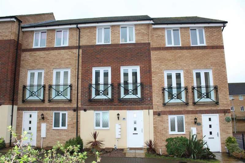 3 Bedrooms Terraced House for sale in Teasel Way, Hampton Centre, Peterborough