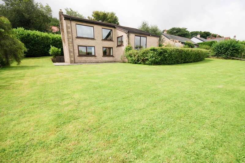 4 Bedrooms Detached House for sale in Green Lane, Buxton