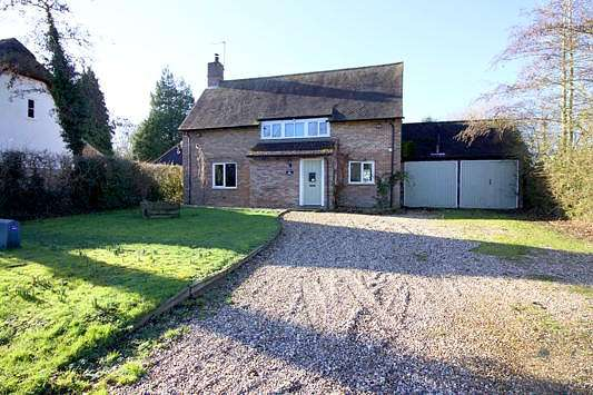 3 Bedrooms Detached House for rent in High Street, Croxton, St Neots