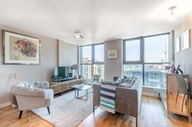 2 Bedrooms Flat for sale in Hardwicks Way, Putney, SW18