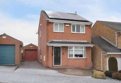 3 Bedrooms Detached House for sale in Stannington Glen, Stannington, Sheffield, South Yorkshire