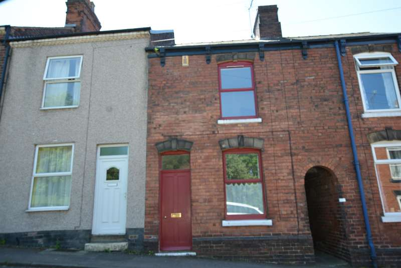 2 Bedrooms Terraced House for sale in Valley Road, Spital, Chesterfield, S41
