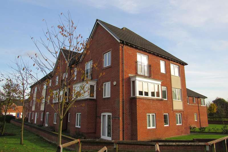 2 Bedrooms Apartment Flat for sale in Apt 5, 2 Mountsorrell Road, Timperley, WA14