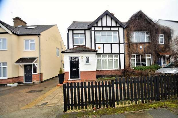 3 Bedrooms Semi Detached House for sale in Hale Drive, Mill Hill, NW7