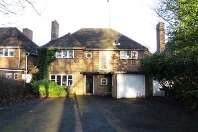 4 Bedrooms House for rent in Pebble Mill Road, Biringham, B5 7SA
