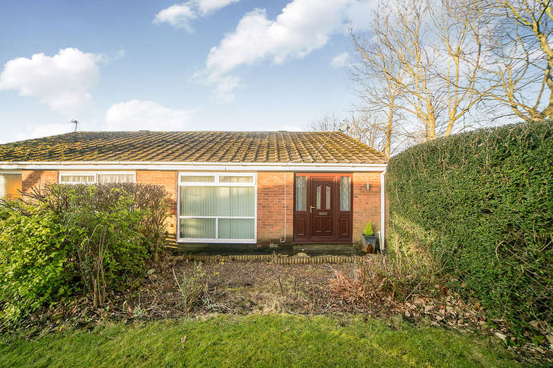2 Bedrooms Semi Detached Bungalow for sale in Ennerdale Walk, Whickham, Newcastle Upon Tyne, NE16