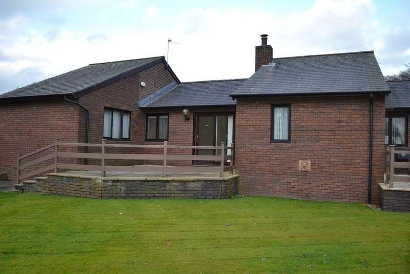 1 Bedroom Terraced Bungalow for rent in Fairfield Gardens, Crank, St Helens