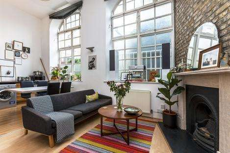 2 Bedrooms Flat for sale in Chequer Court, 3 Chequer Street, London EC1Y
