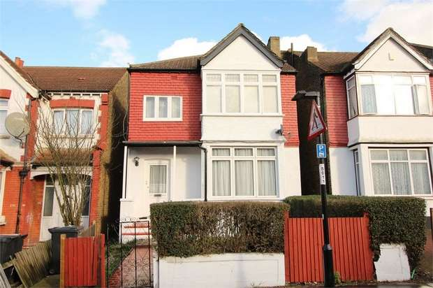 2 Bedrooms Flat for sale in Melfort Road, Thornton Heath, Surrey