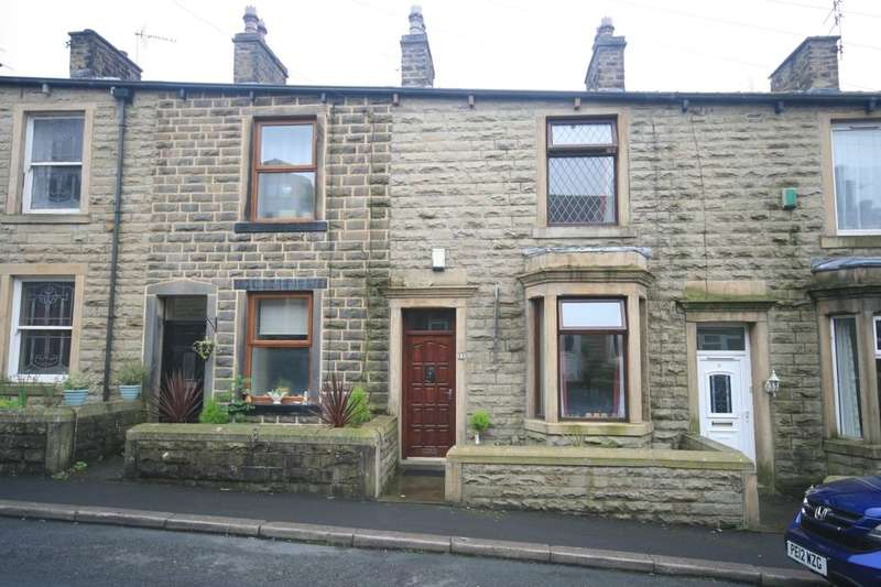 2 Bedrooms Terraced House for sale in York Street, Rossendale, BB4