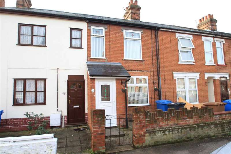 3 Bedrooms Terraced House for sale in Gladstone Road, Ipswich