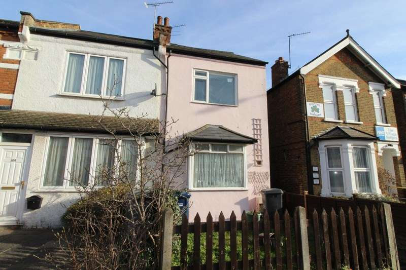 3 Bedrooms End Of Terrace House for sale in East Barnet Road, New Barnet