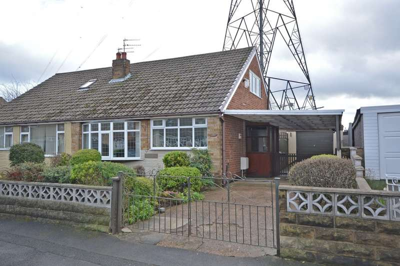 3 Bedrooms Bungalow for sale in Lingwell Gate Crescent, Outwood, Wakefield