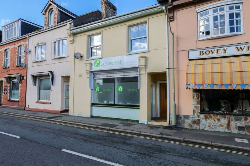 3 Bedrooms Terraced House for sale in Station Road, Bovey Tracey