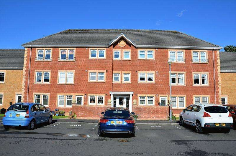 2 Bedrooms Flat for sale in 24d St. Leonards Wynd, Ayr KA7 2PA