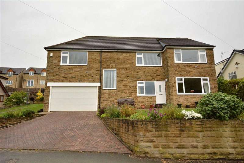 4 Bedrooms Detached House for sale in Bradley Lane, Pudsey, West Yorkshire