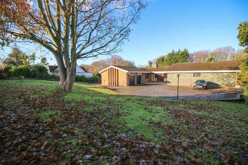 6 Bedrooms Detached House for sale in Quarterbridge House, Quarterbridge Road, Douglas