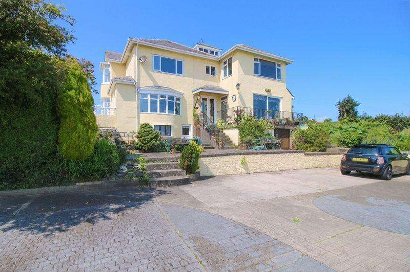 5 Bedrooms Detached House for sale in Balla De Yoxall Heights, Laxey Road, Baldrine, IM4 6HA