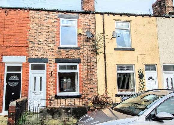2 Bedrooms Terraced House for sale in 12 Evans Street, Prescot